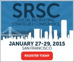 Social Recruiting Strategies Conference San Francisco 2015