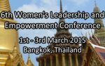 6th Annual Women's Leadership and Empowerment Conference