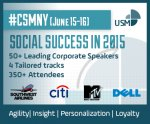 The 6th Annual Corporate Social Media Summit New York 2015