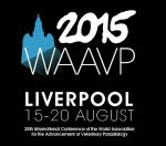 World Association for the Advancement of Veterinary Parasitology (WAAVP) 2015